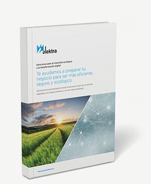 Catálogo de solucionespara la transición ecológica y la transformación digital deGrupo Elektra